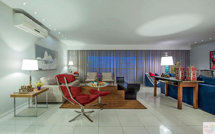 Rangel Design de Interiores Soggiorno moderno