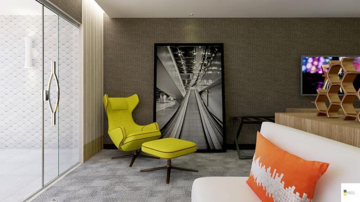 Rangel Design de Interiores Hotel moderni