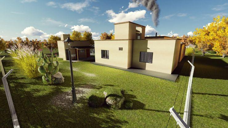 vista Dics ingeniería y construcción srl Casas rurales