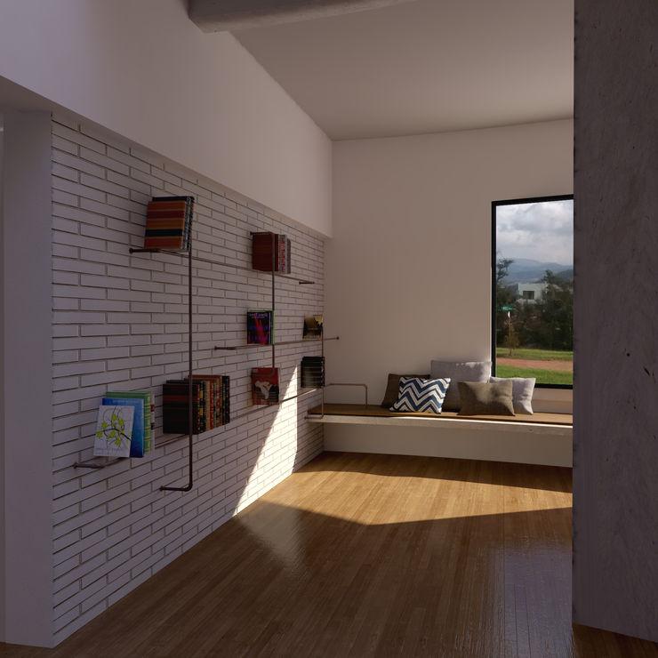 Estudio CONCEPTUAL ESTUDIO + ARQUITECTURA SAS Estudios y despachos de estilo minimalista