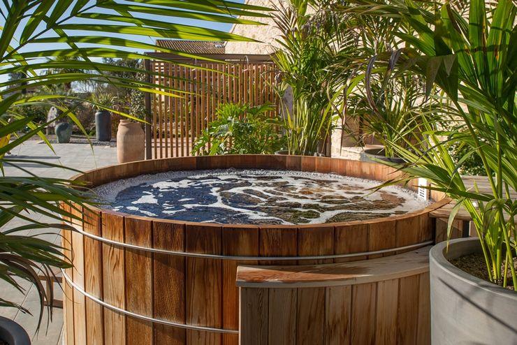 CASÁRBOL Scandinavian style spa