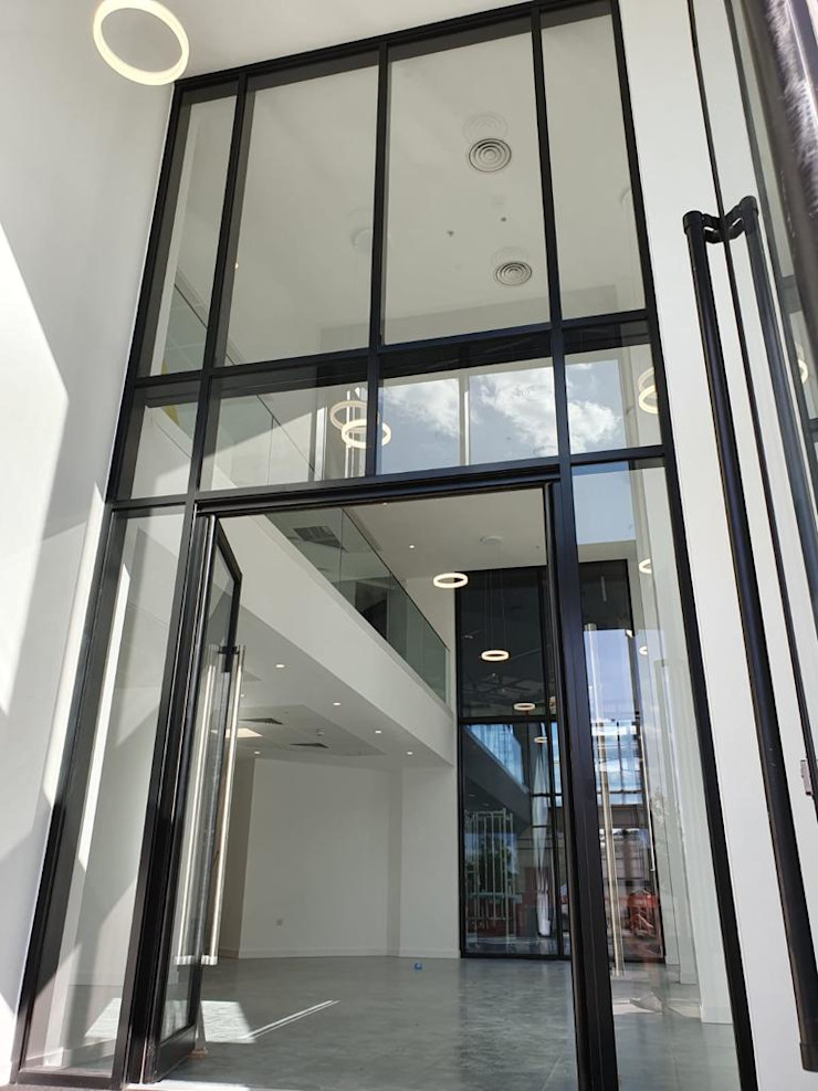 The Dumont London Glass Structures Limited Commercial Spaces
