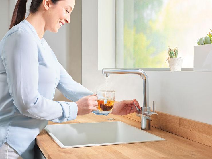 Comitor Sp. z o.o. 廚房洗手台與水龍頭