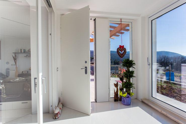 FAPI SERRAMENTI Front doors Wood
