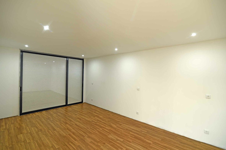 BLOC Casa Modular / Moradia T4 com 140 m2 - Vista interior quarto BLOC - Casas Modulares