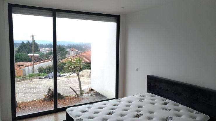 BLOC Casa Modular / Moradia T4 com 140 m2 - Vista quarto BLOC - Casas Modulares