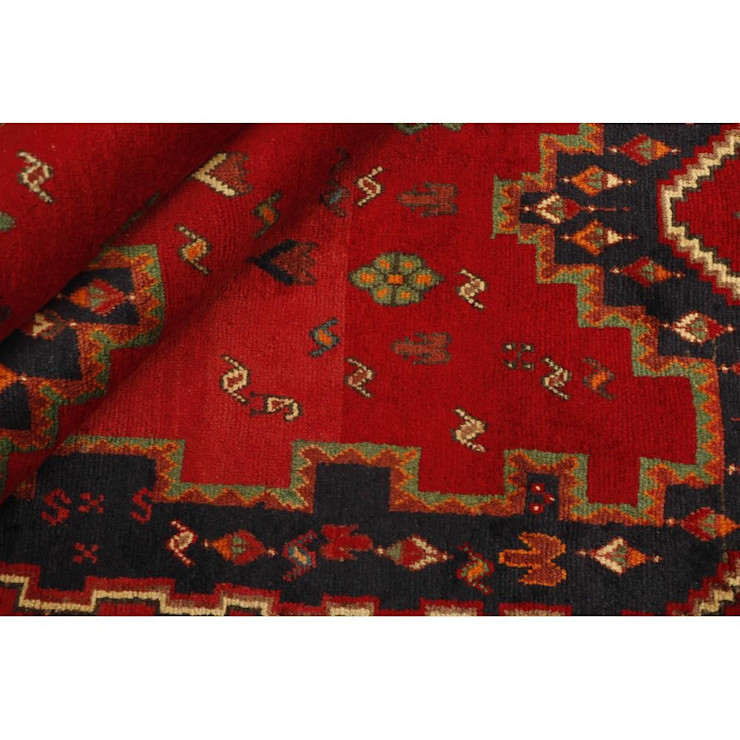 Persian House Стіни & ПідлогиКилими та килими Бамбук Червоний