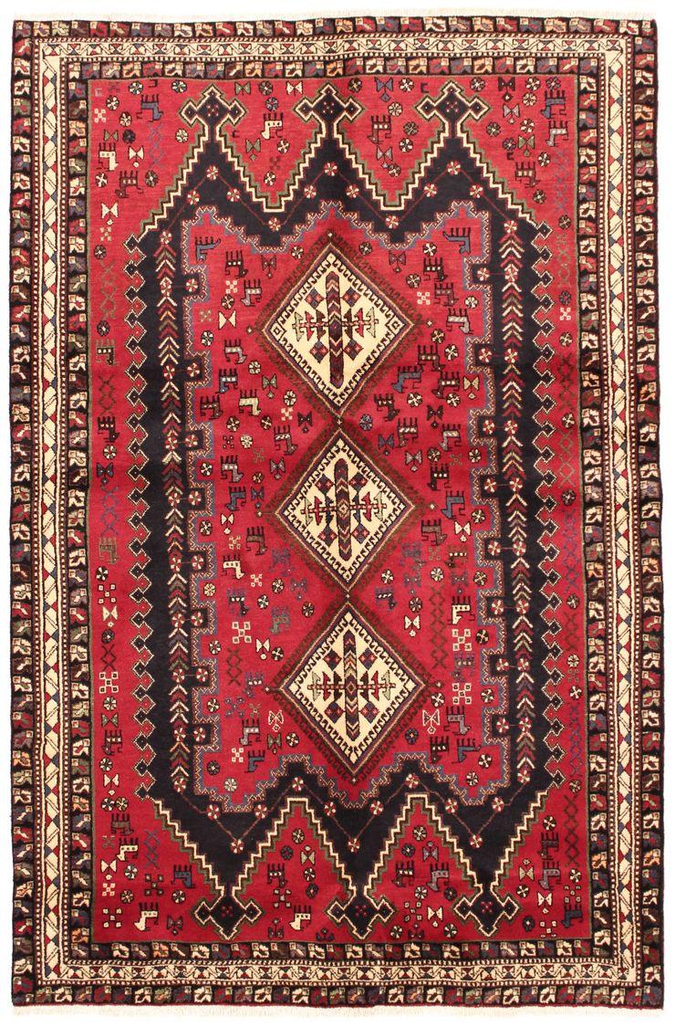 Persian House Підлоги Бамбук Червоний