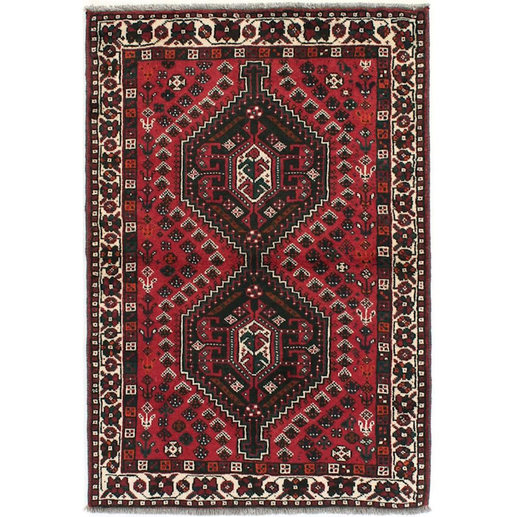 Persian House Floors Red