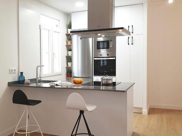ZERMATT DECORACION S.L KitchenStorage Chipboard White