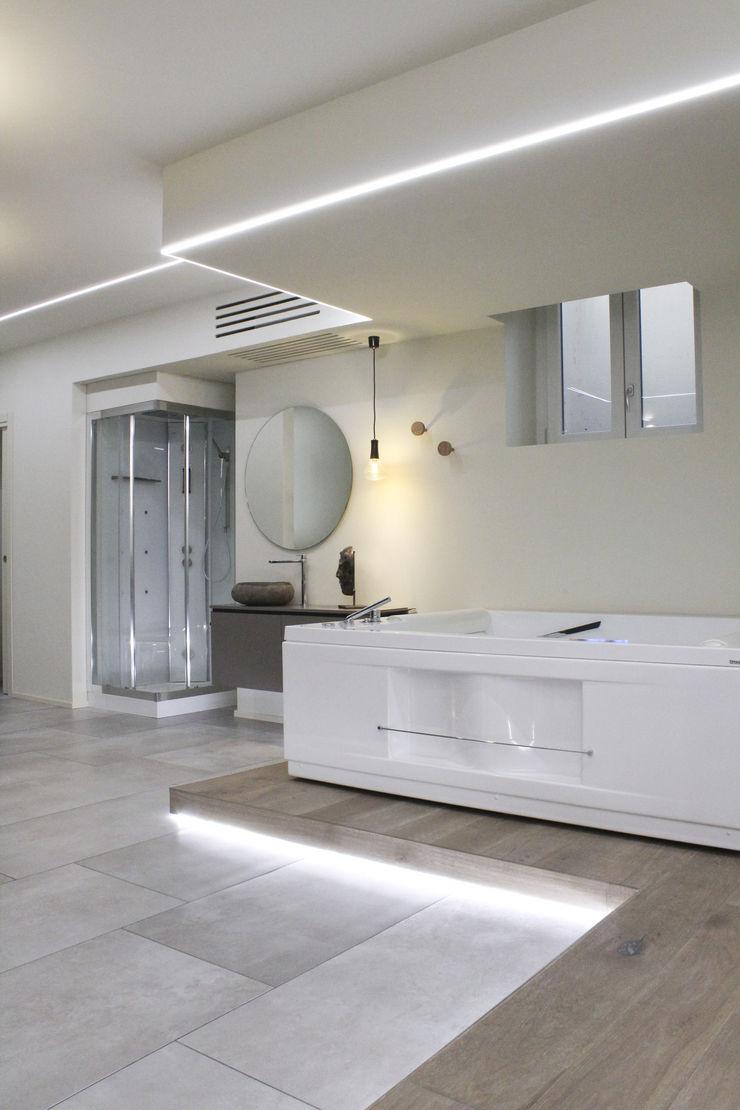 Il bagno come stanza del benessere viemme61 BagnoVasche & Docce Bianco