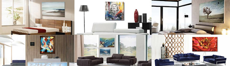 Louis Leonard Art Exhibition centres