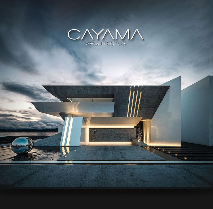 Proyecto de Arquitectura   Cayama Arquitectos   Valencia, Venezuela Cayama Arquitectos Casas unifamiliares