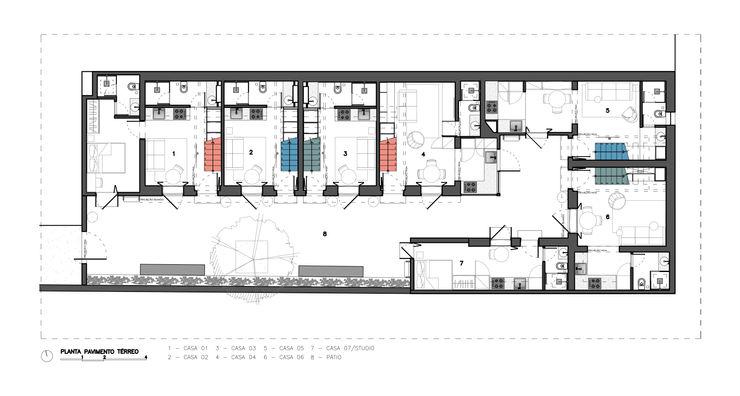 RAWI Arquitetura + Design Office buildings