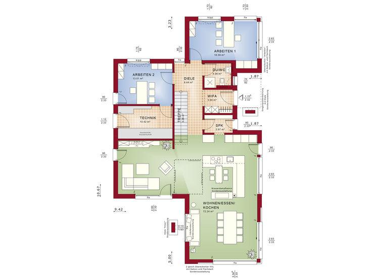 Bien-Zenker Prefabricated home
