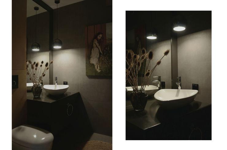 JENO Pracownia Projektowania Naturalnego Ванная комната в эклектичном стиле