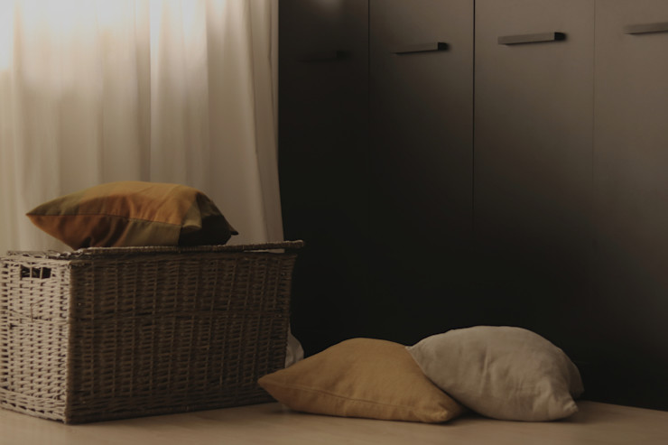 JENO Pracownia Projektowania Naturalnego Гостиные в эклектичном стиле