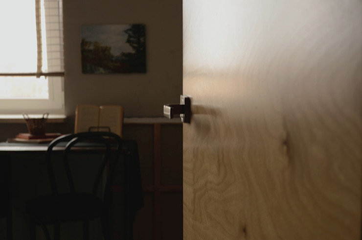 JENO Pracownia Projektowania Naturalnego Детские комната в эклектичном стиле