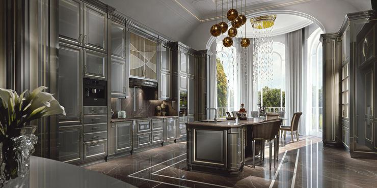 Cucina Grand Gourmet - Brummel Brummel Cucina attrezzata Legno massello