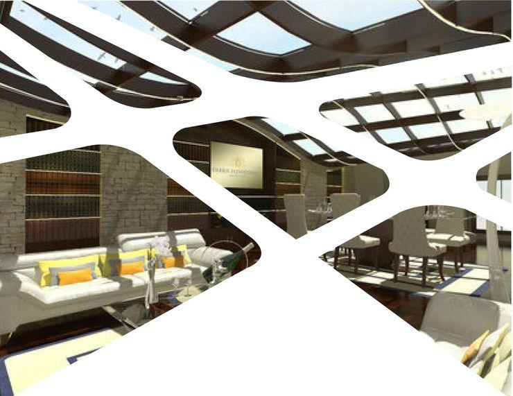 Mayfair House Debbie Flevotomou Architects Ltd. Eclectic style houses