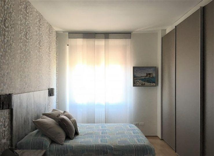 Arch+ Studio Спальня