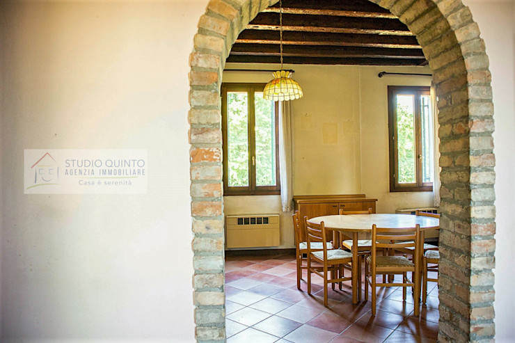 Agenzia Studio Quinto Cocinas de estilo colonial