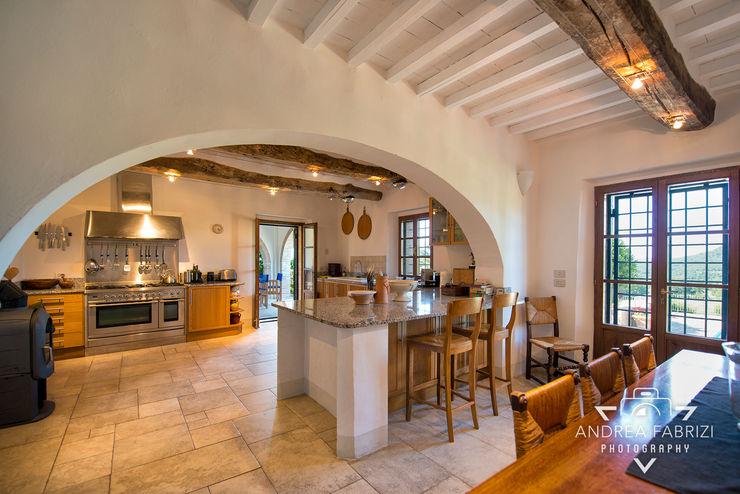 Cucina / Soggiorno / Piano terra Andrea Fabrizi Cucina attrezzata