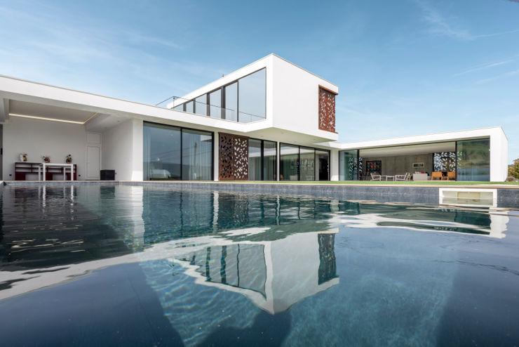 Pool perspective Pascal Millasseau Construction Maison individuelle