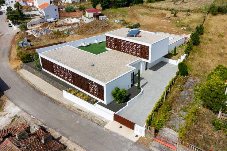 Aerial View Pascal Millasseau Construction Maison individuelle