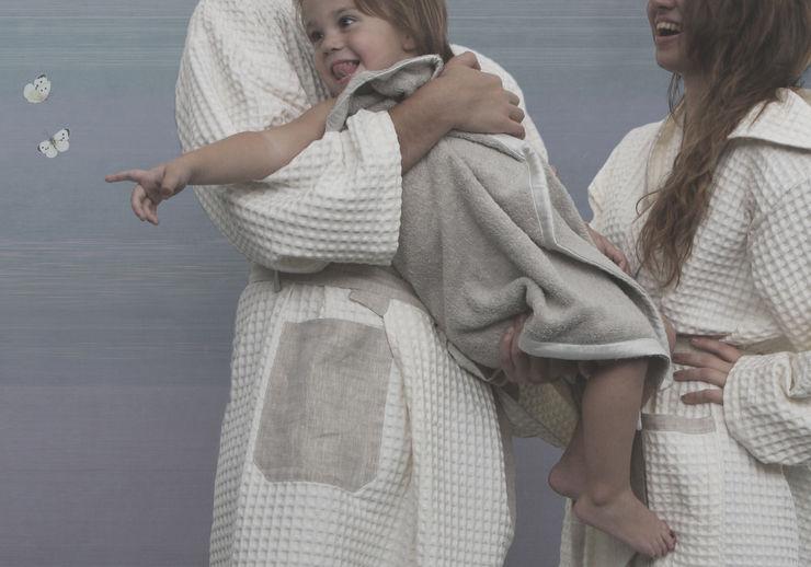 POEMO DESIGN BathroomTextiles & accessories Cotton Beige
