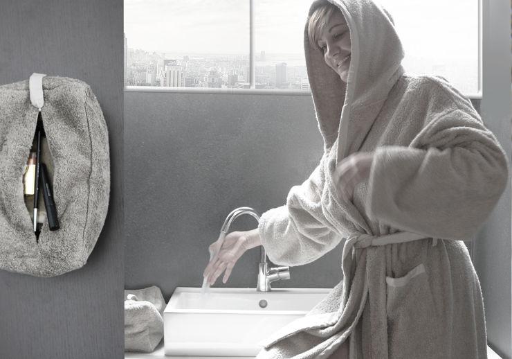 POEMO DESIGN BathroomTextiles & accessories Cotton White