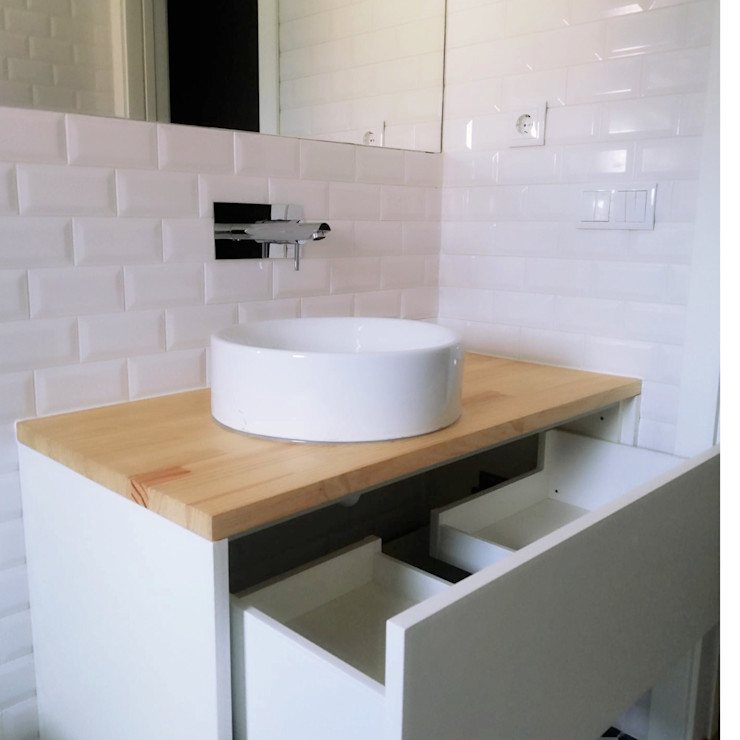 DIONI Home Design BañosAlmacenamiento