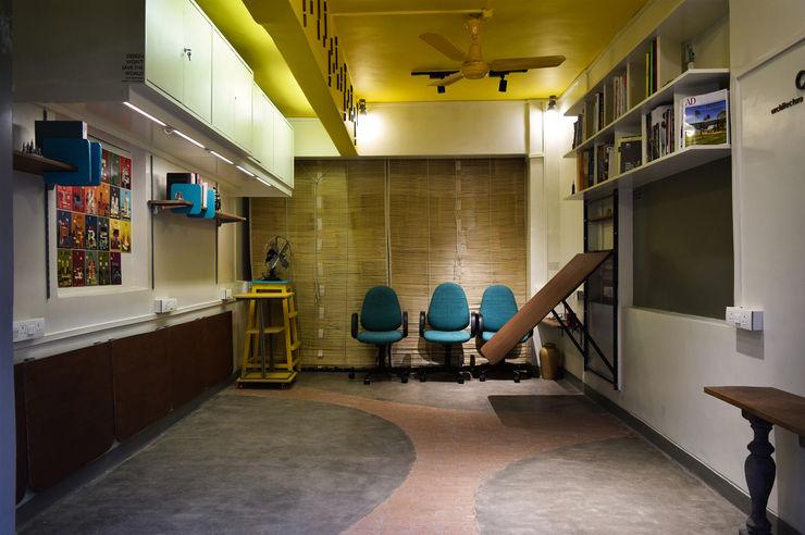 architecture design combine Locaux commerciaux & Magasin modernes