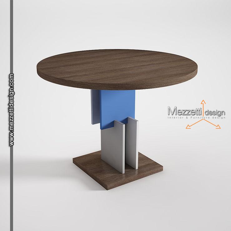 Dining table Mezzettidesign CucinaTavoli & Sedie Legno