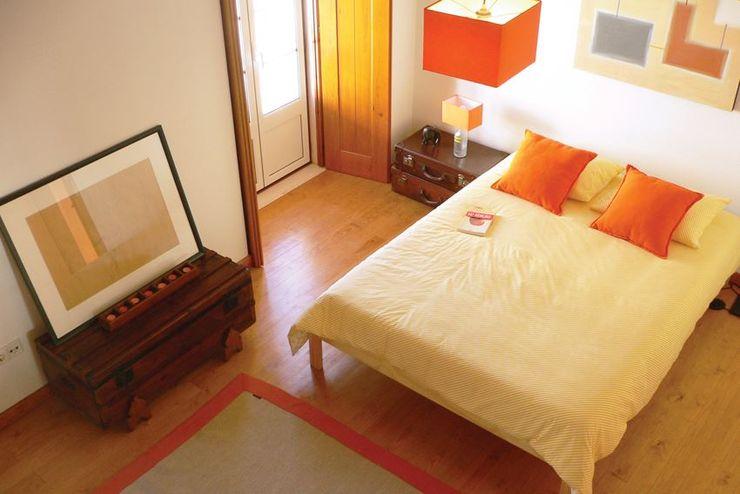 maria inês home style Habitaciones de estilo mediterráneo