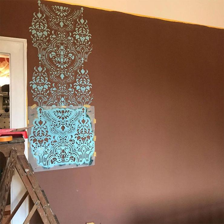 YELLOWCHAIR Kreidefarben für Wände & Möbel bei Schablono ab-design GmbH WohnzimmerAccessoires und Dekoration