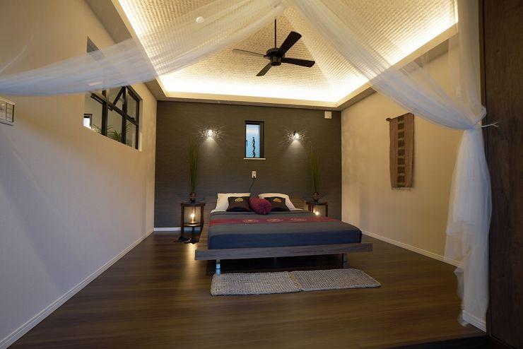 PROSPERDESIGN ARCHITECT /プロスパーデザイン Small bedroom