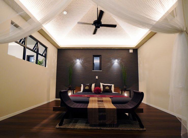 PROSPERDESIGN ARCHITECT /プロスパーデザイン Modern style bedroom