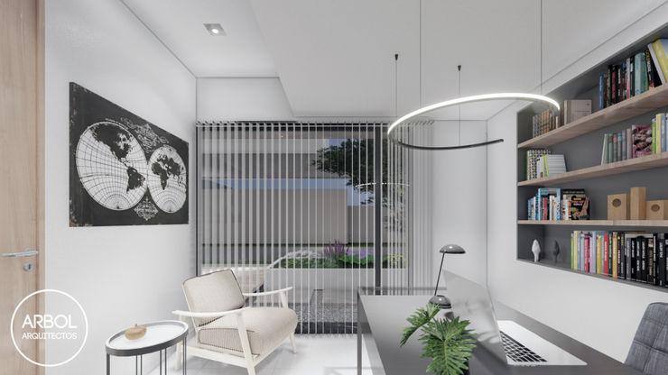 ARBOL Arquitectos Study/office