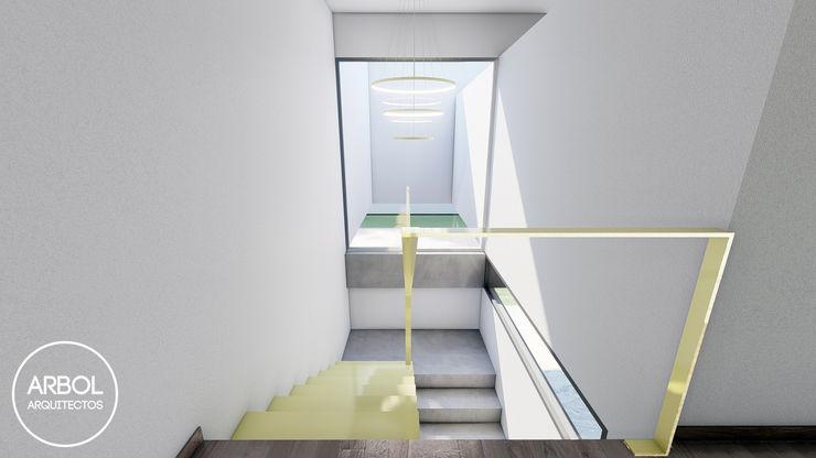 ARBOL Arquitectos Stairs
