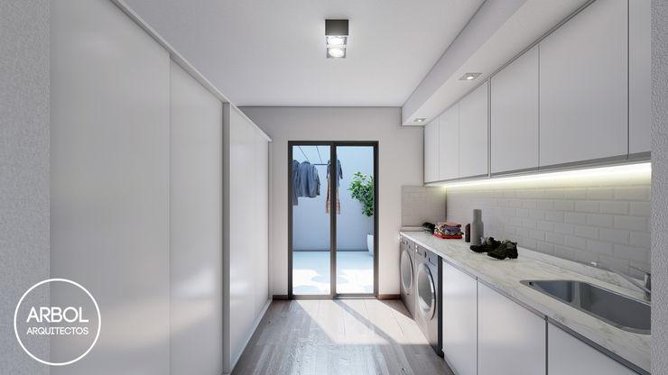 ARBOL Arquitectos Kitchen