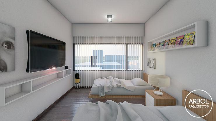ARBOL Arquitectos Nursery/kid's room
