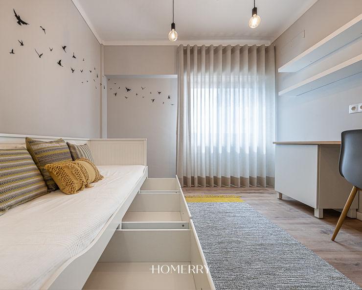 HOMERRY モダンスタイルの寝室
