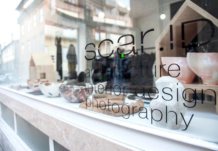 SCAR-ID atelier Espacios comerciales