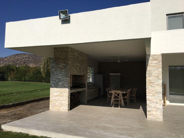Casa Hacienda Chicurero m2 estudio arquitectos - Santiago Casas prefabricadas