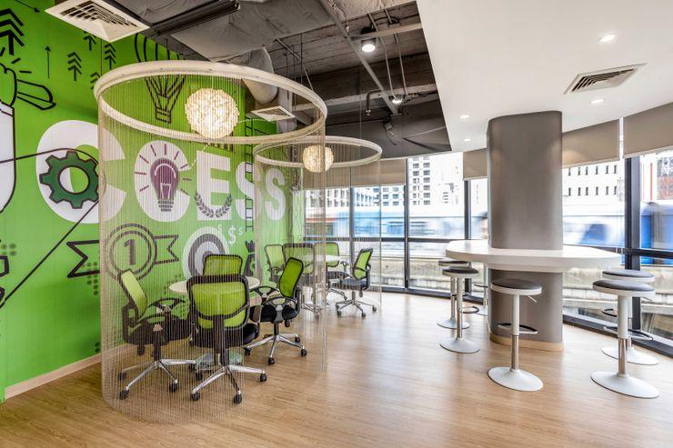 ์Nutrition Gel ( The Real) Modernize Design + Turnkey อาคารสำนักงาน