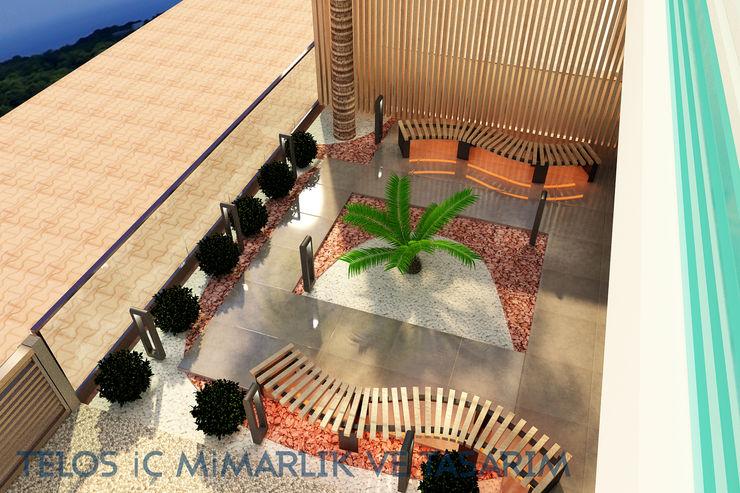 TELOS İÇ MİMARLIK VE TASARIM Garden Accessories & decoration