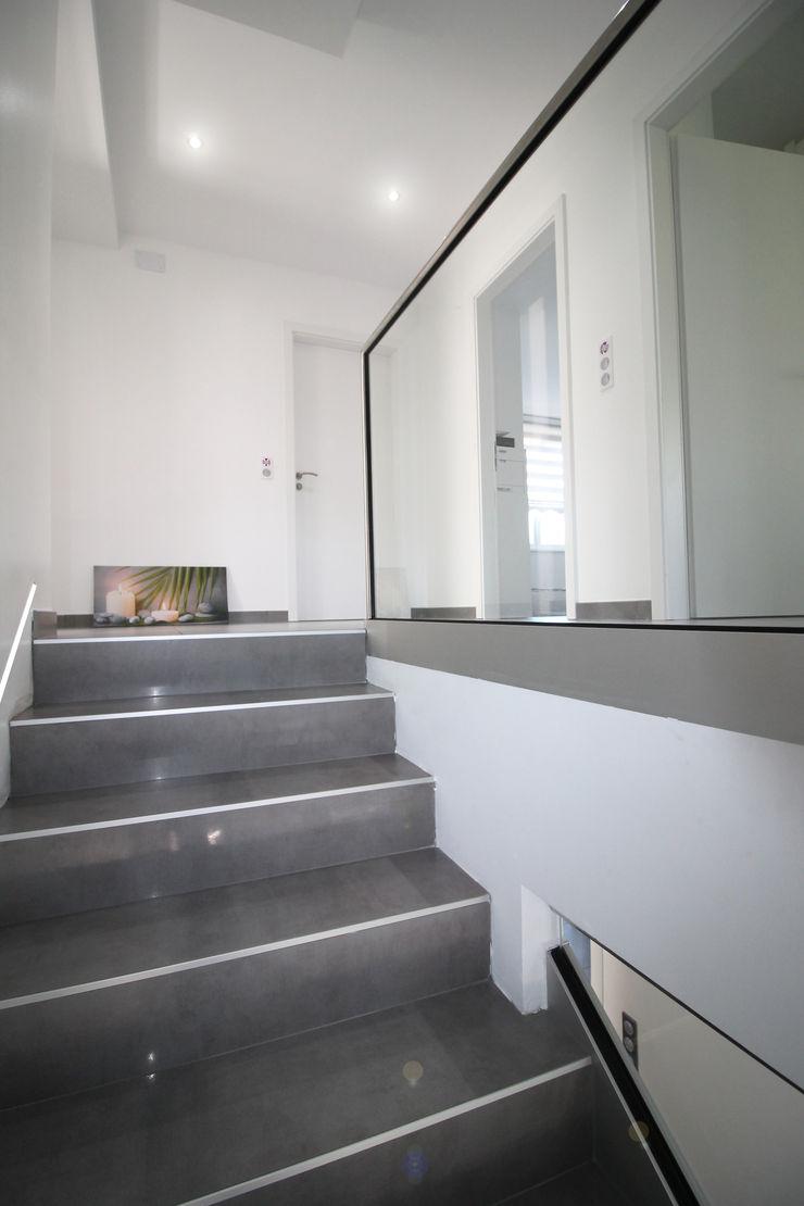 CONSTRUCTION A STRASBOURG Agence ADI-HOME Escalier