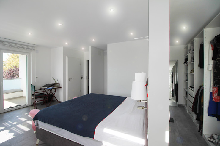 CONSTRUCTION A STRASBOURG Agence ADI-HOME Chambre moderne