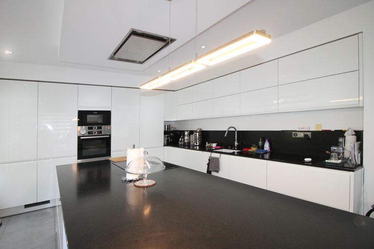 CONSTRUCTION A STRASBOURG Agence ADI-HOME Cuisine intégrée